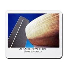 Egg and Corning Tower Mousepad