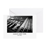 Albany ny cards Greeting Cards