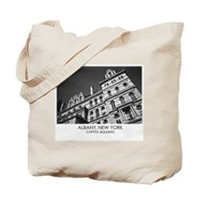 NYS Capitol Building Tote Bag