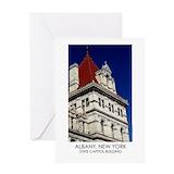 Albany ny cards Greeting Cards