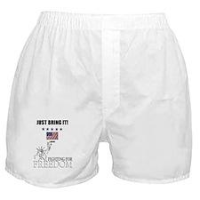 JUST BRING IT! Boxer Shorts