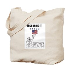 JUST BRING IT! Tote Bag