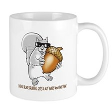 Blind Squirrel Mug