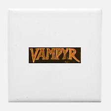 Buffy vampire slayer Tile Coaster