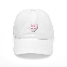 Rash Went Away Baseball Cap