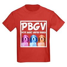 PBGV Pop Art T