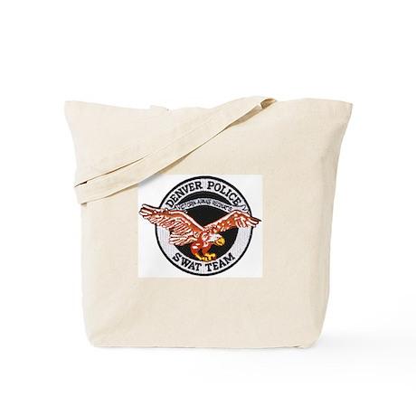 Denver Police SWAT Tote Bag
