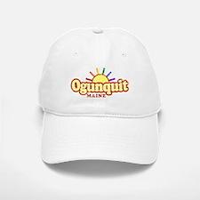 Sunny Gay Ogunquit, Maine Baseball Baseball Cap