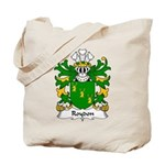 Roydon Family Crest Tote Bag