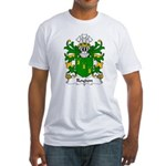Roydon Family Crest Fitted T-Shirt