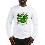 Roydon Family Crest Long Sleeve T-Shirt