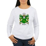 Roydon Family Crest Women's Long Sleeve T-Shirt