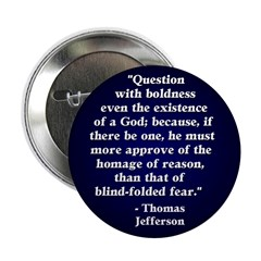 Question With Boldness Button