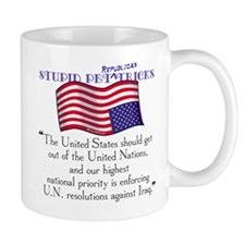USA Foreign Policy Mug