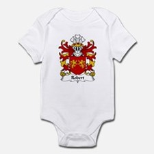 Robert Family Crest Infant Bodysuit