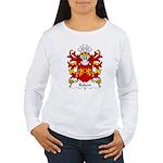 Robert Family Crest Women's Long Sleeve T-Shirt