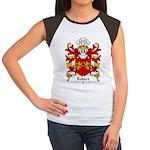 Robert Family Crest Women's Cap Sleeve T-Shirt