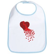 Thousands Of Hearts Bib