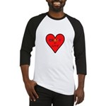 Crazy in Love Baseball Jersey