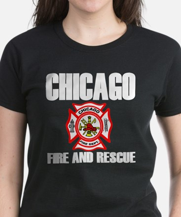 Chicago Fire Department Tee