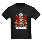 Rawlins Family Crest Kids Dark T-Shirt