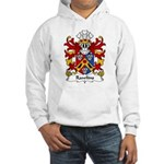 Rawlins Family Crest Hooded Sweatshirt