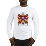 Rawlins Family Crest Long Sleeve T-Shirt