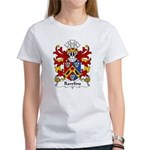 Rawlins Family Crest Women's T-Shirt