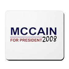 McCain for President Mousepad