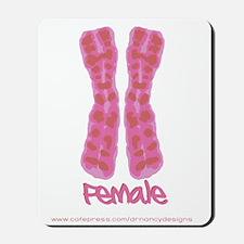 XX Female Mousepad