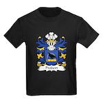 Probert Family Crest Kids Dark T-Shirt