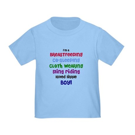 Loved little boy Toddler T-Shirt