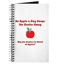 Fear of Apples Journal