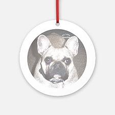 French Bulldog Keepsake (Round)