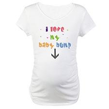 I love my Baby Bump Shirt