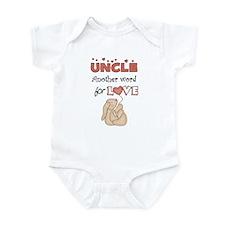 Uncle Love Infant Bodysuit