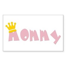 Mommy Rectangle Decal