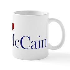 I Heart John McCain Mug