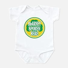 Blarney Spoken Here Infant Bodysuit