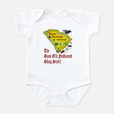 SC-Shag! Infant Bodysuit
