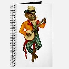 Banjo Monkey Journal