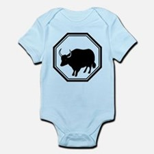 Year Of The Ox Infant Bodysuit