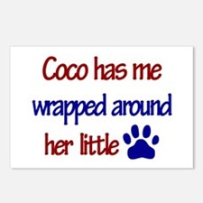 Coco - Has Me Wrapped Around Postcards (Package o