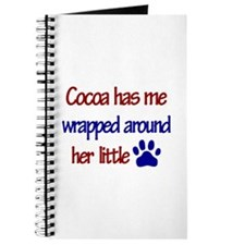 Cocoa - Has Me Wrapped Around Journal