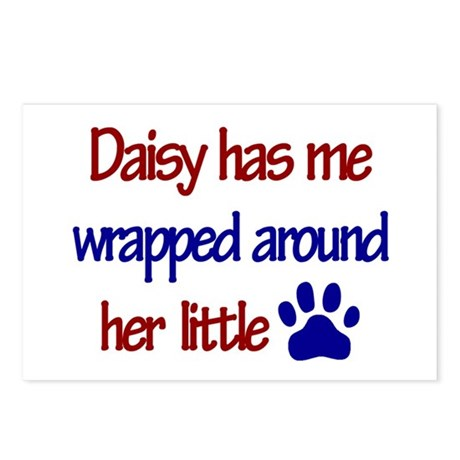 Daisy - Has Me Wrapped Around Postcards (Package o
