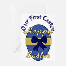 our first easter Greeting Cards (Pk of 10)