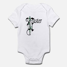 easter cross Infant Bodysuit