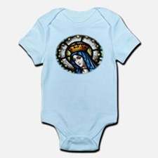 Blessed Mother Mary Body Suit