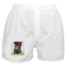 HAPPY GNOME Boxer Shorts