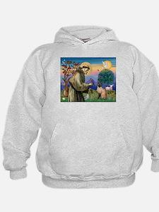 St Francis / Siamese Hoodie